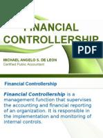 Financial controllership