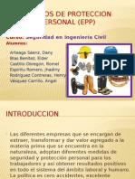Equipos de Proteccion Personal (Epp)