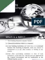 Non Banking Financial Companies PPT