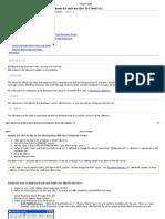 Email Setup in JDEdwards
