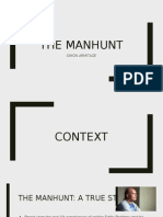 Manhunt powerpoint