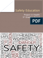 Xx Safety Educ Xx