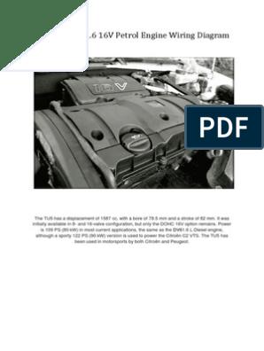 TU5J4 (NFU) 1.6 16V Petrol Engine Wiring Diagram | Ignition ... on atomic 4 engine coil, atomic 4 transmission diagram, atomic 4 carburetor diagram, atomic 4 marine engine, atomic 4 engine specifications, atomic 4 alternator wiring diagram,