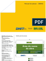 Manual de Placas Dnit