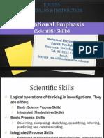 week 8  scientific skills (ii)