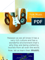 Folk Music of Palawan