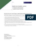Oral Leukoplakia and Erythroplakia