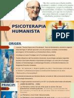 PSICOTERAPIA HUMANISTA