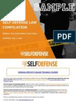 VA Self-Defense Law Compilation SAMPLE