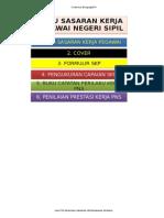 Form SKP-Kanreg (Format Dari BKN)