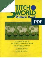 Brother StitchWorld Pattern Book I