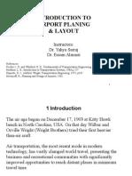 Airport Plann Layout Presentation
