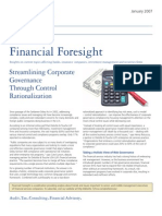 Deloitte - Streamlining Corp Gov - Fin Insight