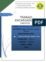Planificacion Agropecuaria