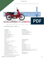Traxx Motos - Star 50 MANUAL 50cc