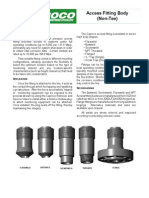 Access Fittings (Non Tee)