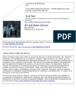 B. Sliwinska - Art and Queer Culture
