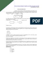 Lista de Exercícios - Princípios de Stevin, Pascal e Pressão