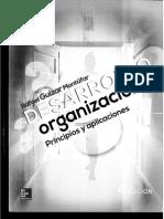 Rafael Guízar, Libro Desarrollo Organizacional. Principios y Aplicaciones, Capítrulo 7(1)