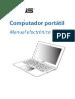 Manual Asus s200e