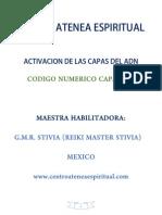 Adn - Activacion de Las Capas