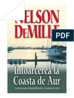 Nelson DeMille - Intoarcerea La Coasta de Aur [v.1.0]
