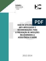 Manual de Antiinfecciosos Do HC-FMUSP 2012-2014