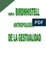 VARIOS_Antropología de La Gestualidad