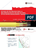 Ppt Red Dorsal de Fibra Optica Para La Web