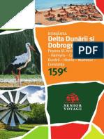 Delta Dunarii Si Dobrogea