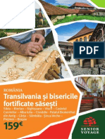 Transilvania Si Bisericile Fortificate Sasesti