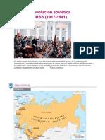 presentación de la revolución rusa