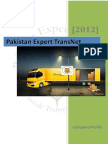 Pakistan TransportNET Profile