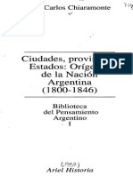 Chiaramonte-Indice de Ciudades, Provincias, Estados...