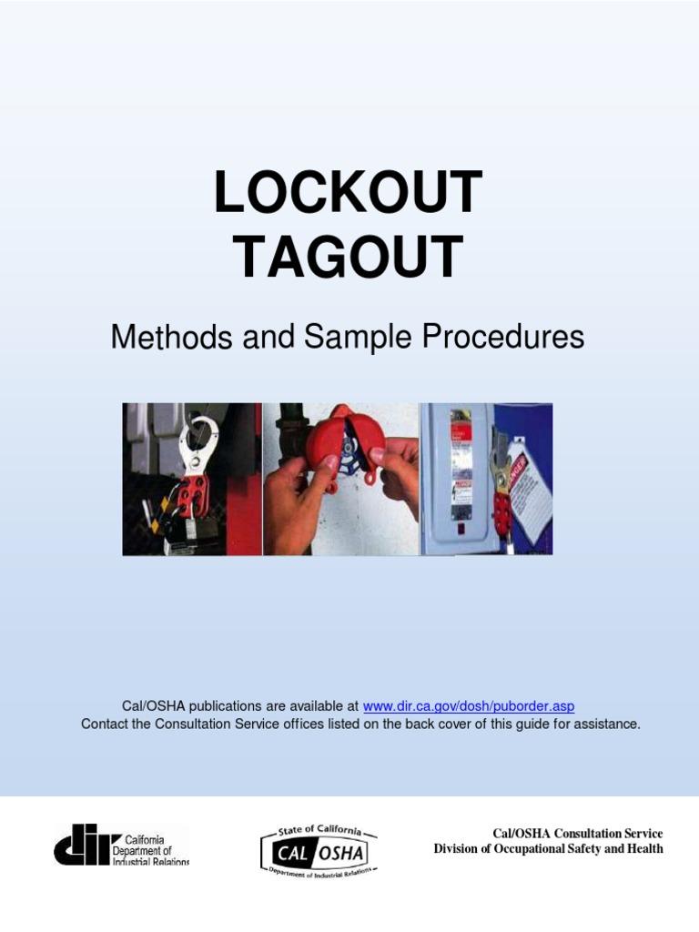 Lockout Checklist Pdf Engineering Electrical Engineering