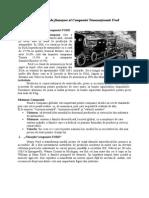 Sursele de Finanțare Al Companiei Transnaționale Ford