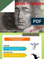 Determinismo Spinoza