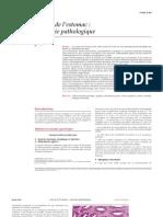 Cancer de l'Estomac Anatomie Pathologique