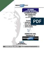 Derecho Del Trabajo II- 2007