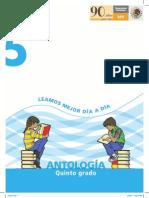 Antología 5°.pdf