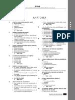 anatomía preguntas