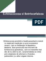Echinococoza Si Botriocefaloza