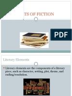 Elements of Fiction Harry Potter