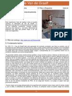 76-2013-07!11!15 Van Der Graaff Generator