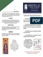 Boletín Edoctus Otoño 2015