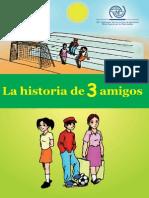 Historieta Trata de Personas