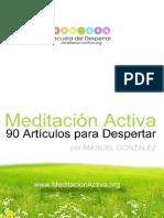 Meditacion Activa - Artículos