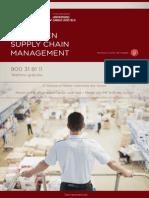 Master Semipresencial Supply Chain Management IMF