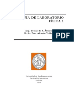 Laboratorio fisica1