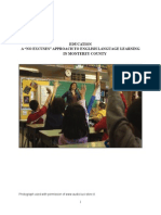 Education a No Excuses Approach to English Language Learning 06-11-15 MCCGJ Report